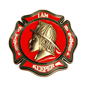 I am my sister's keeper belt buckle