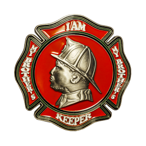 I am my brother's keeper belt buckle