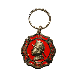 I am my brother's keeper keychain