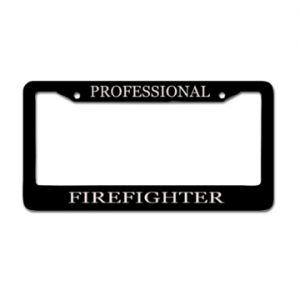 Firefighter Plate cover